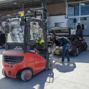 Transportes en Benidorm, Altea, Dénia y Callosa - BigMat Roca La Marina