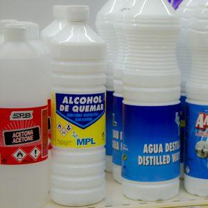 ALCOHOL - PRODUCTOS DE FERRETERÍA EN BENIDORM, ALTEA, DÉNIA Y CALLOSA