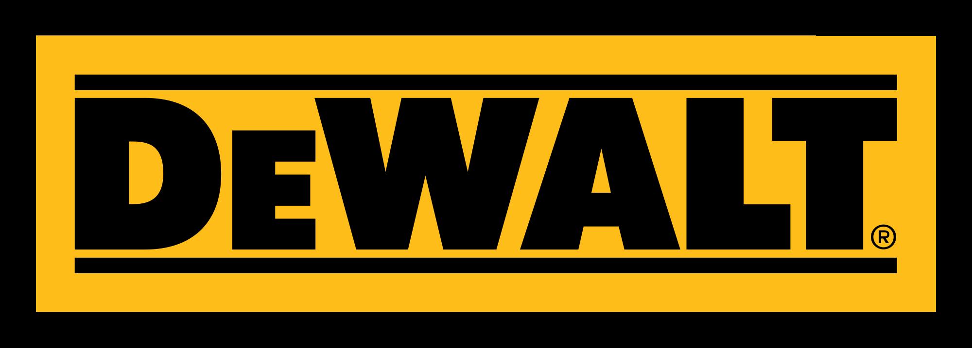 Dewalt Logo Bigmat Roca