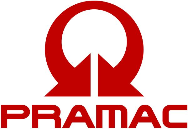 Pramac Logo Bigmat Roca