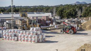 Productos de construcción y estructuras en Benidorm, Altea, Denia y Callosa