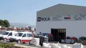 Almacén de materiales de construcción en Callosa d'en Sarrià - BigMat