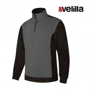 Sudadera de cuello alto Velilla 105703 - Roca La Marina