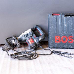 Martillo picador de 5kg Bosch GSH5CE - Roca La Marina