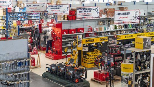 Productos de ferretería en Benidorm, Altea, Dénia y Callosa - BigMat