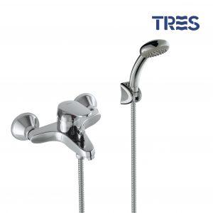 Grifo de baño y ducha Tres 17417006 - BigMat Roca La Marina
