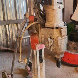 Perforadora de hormigón Cardi Il Talpa **32D** - BigMat Roca La Marina