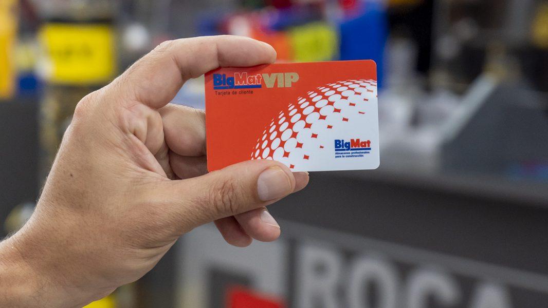 Premiamos tu fidelidad con la tarjeta BigMat VIP