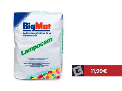 Aglomerante Mapei Lampocem BigMat 25kg