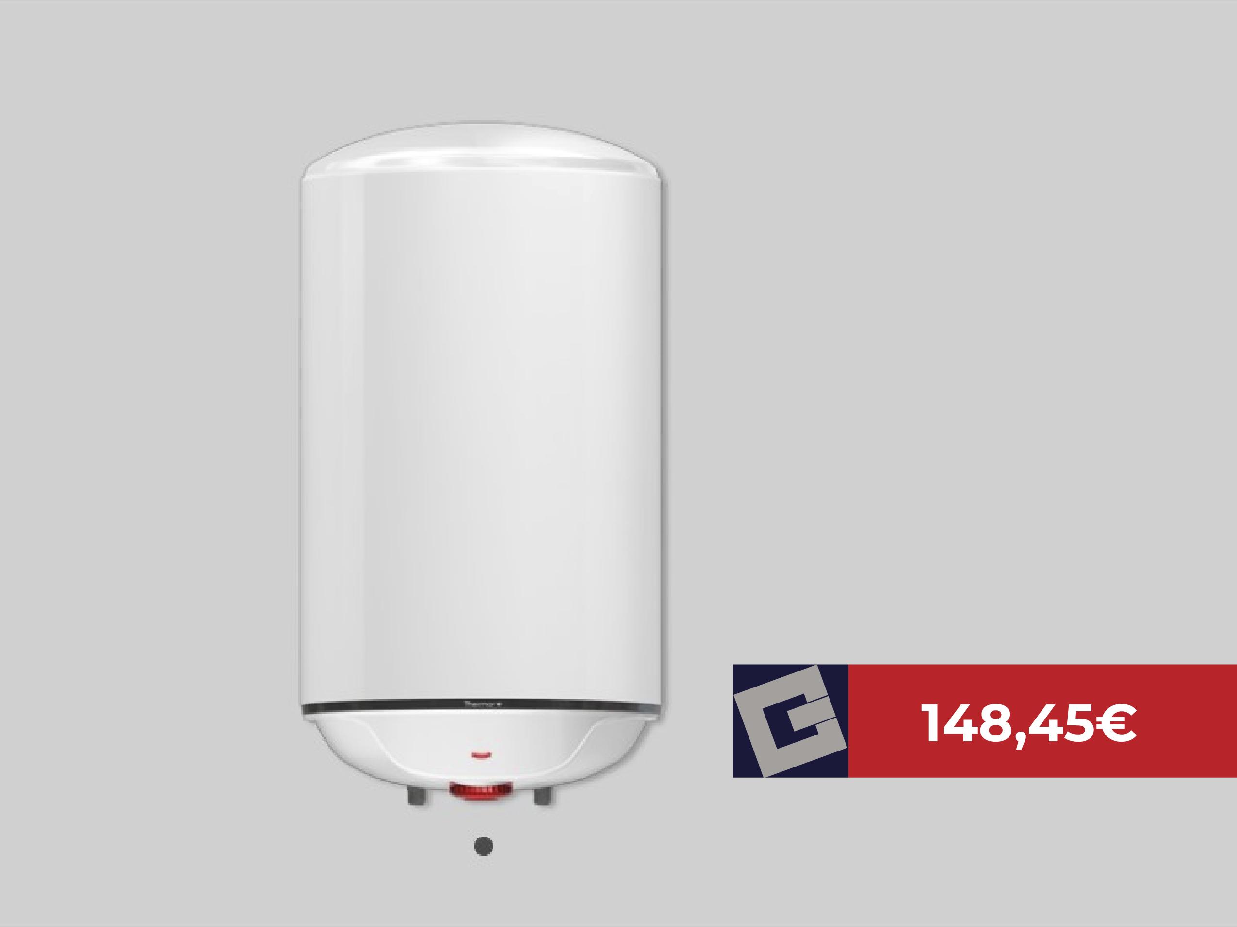 Termo eléctrico CONCEPT N4 Vertical 50L